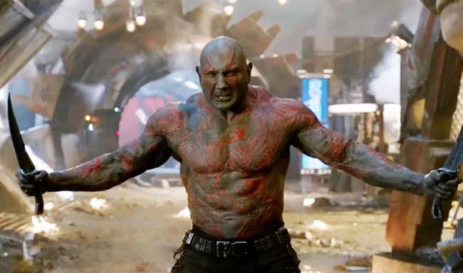 Dave Bautista Pursuing Gears Of War Movie