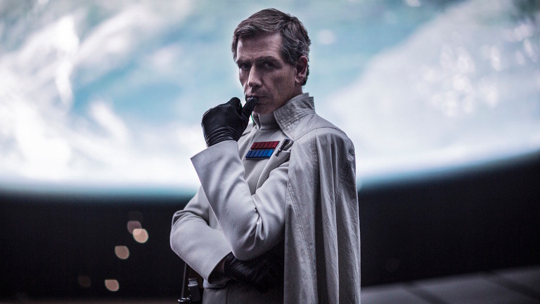 Saw and Krennic's return for Andor