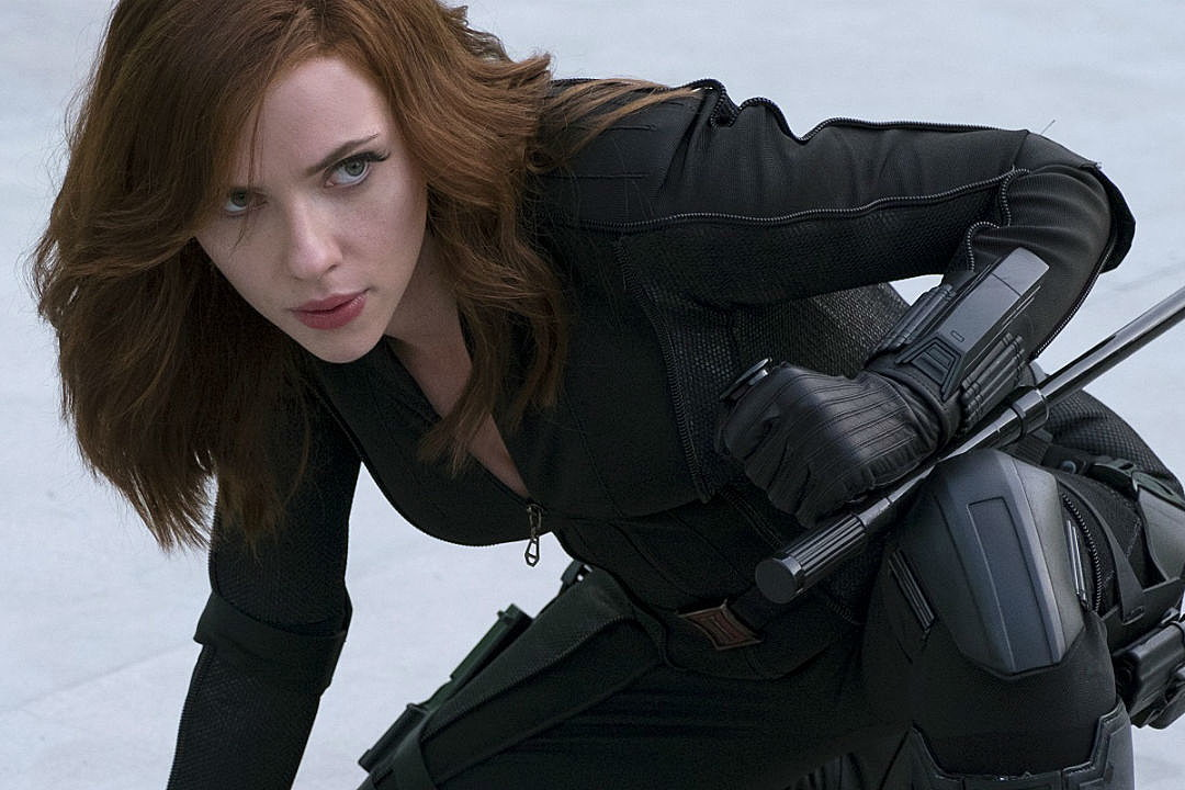 Marvel Taps Writer For Black Widow Solo Film