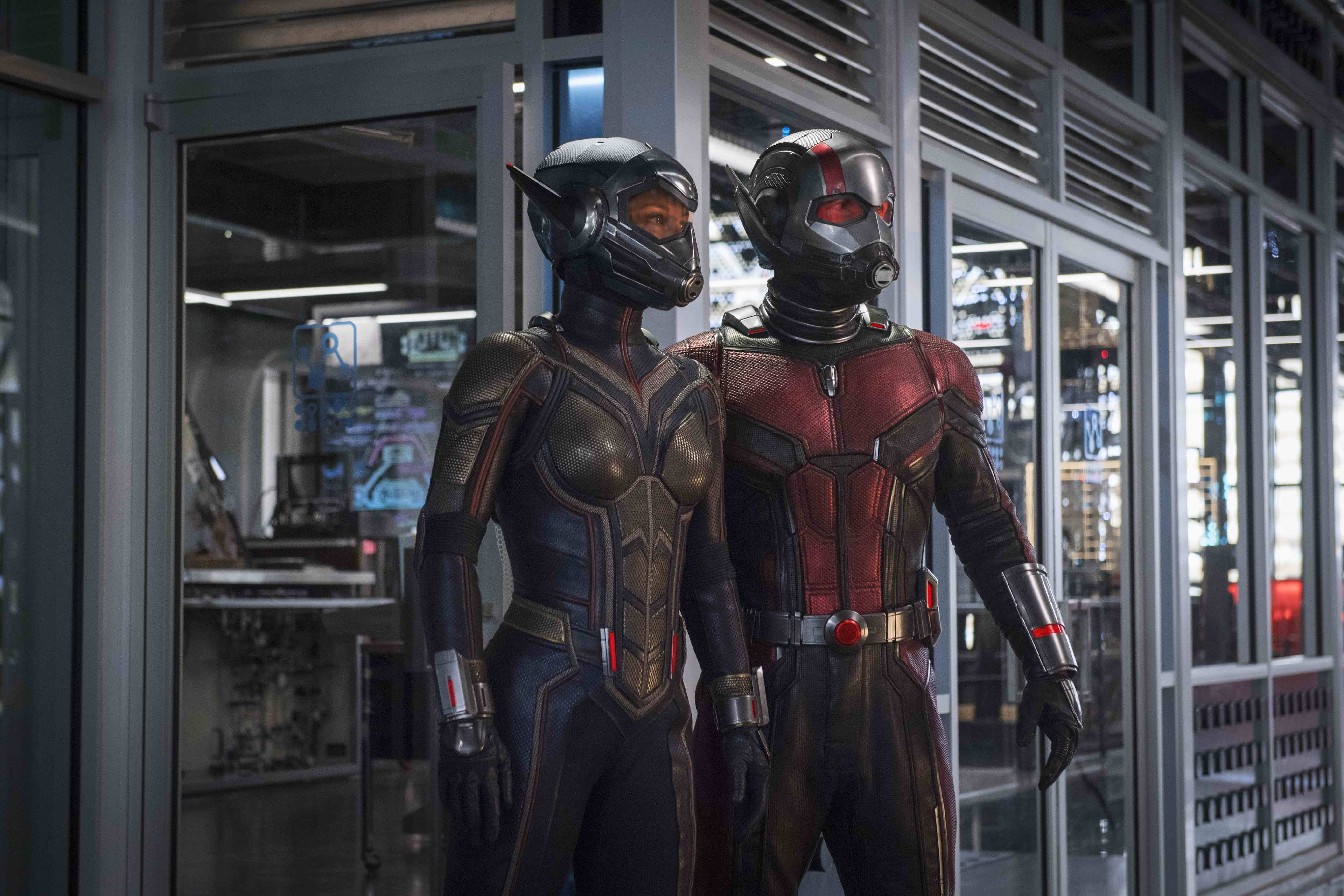 Kevin Feige: 'There Are Earlier Versions Of Ant-Man And The Wasp That You Would Not Be Saying Nice Things About'