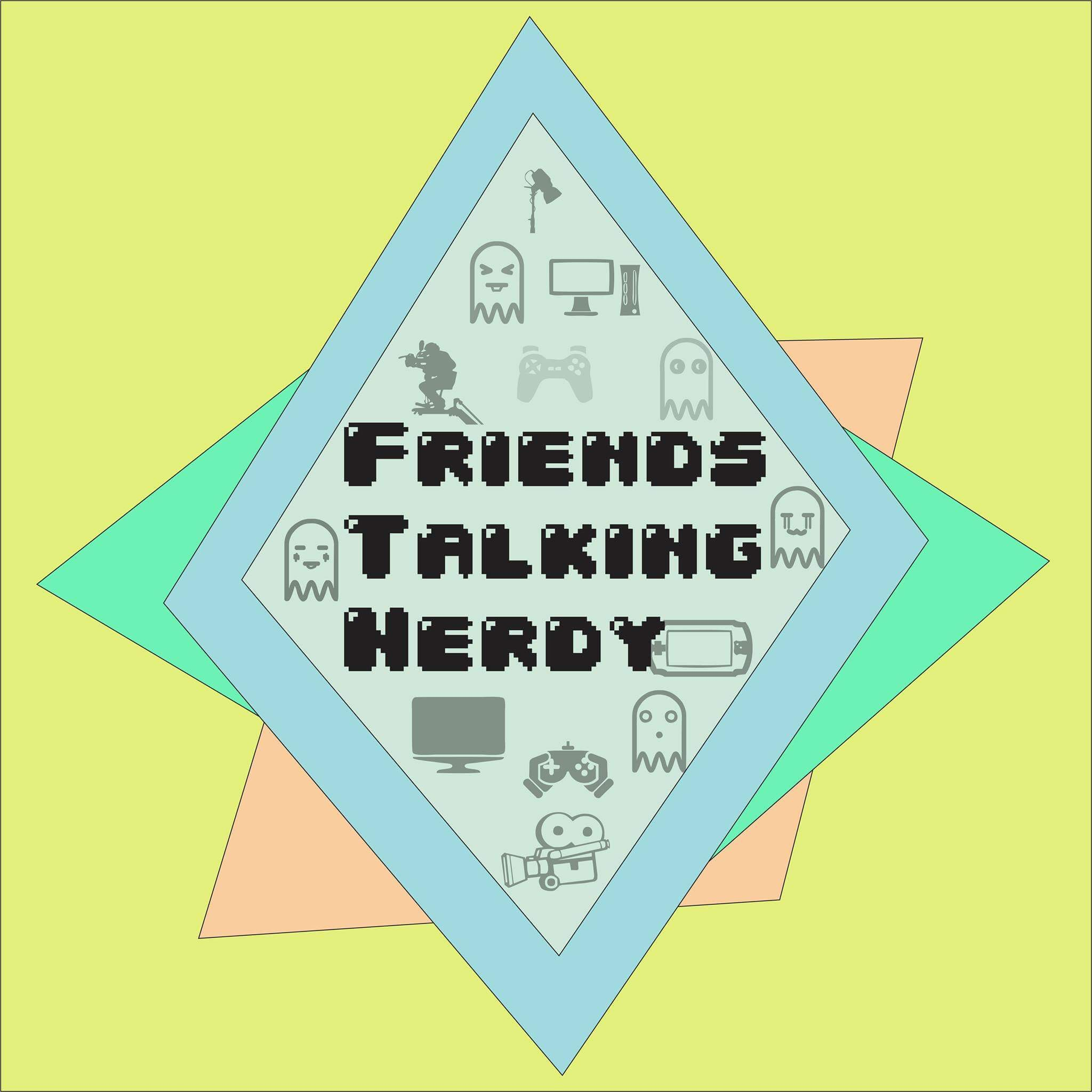 Friends Talking Nerdy Episode 27: Buffy The Vampire Slayer Discussion Part 2