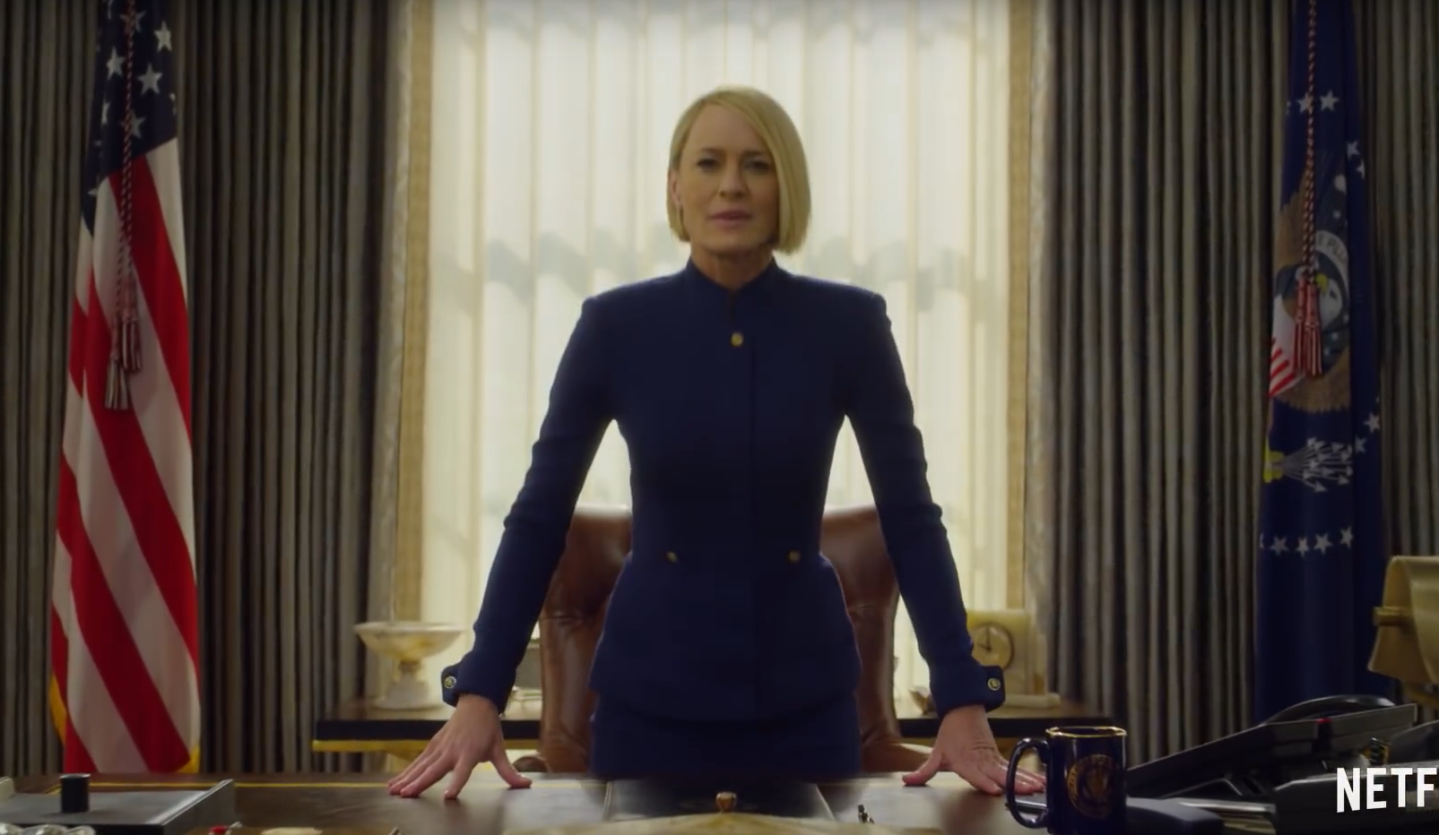 This new House of Cards preview is quite flawless
