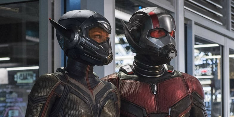 Avengers: Infinity War Writers Explain Why Ant-Man Wasn't In The Film