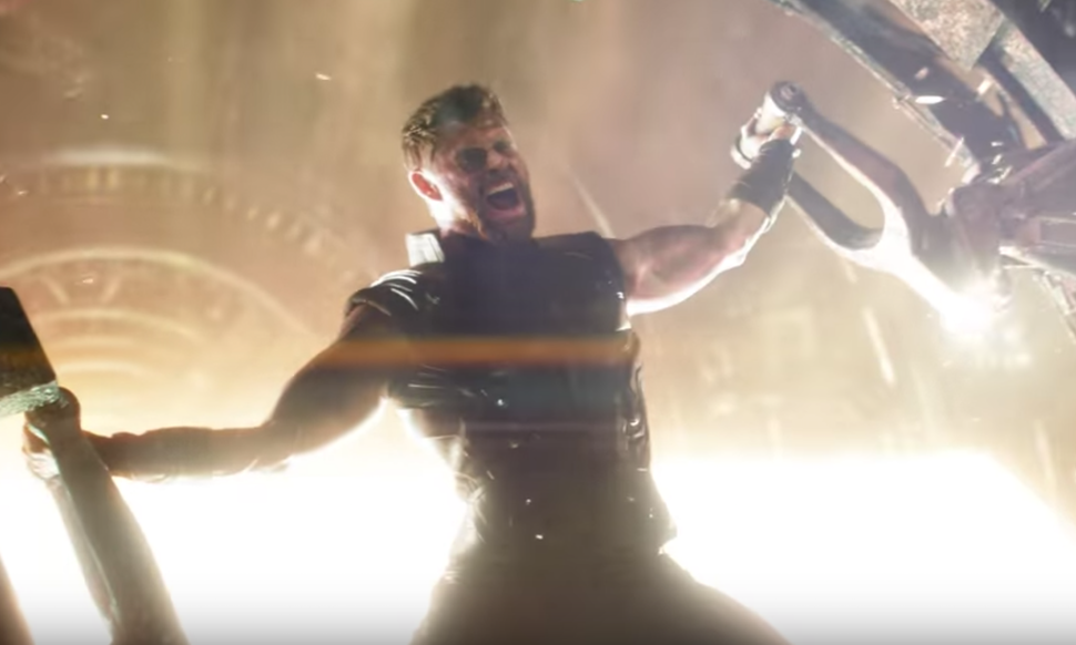 Infinity War Writer Explains Why Thor's Strength Seems Inconsistent