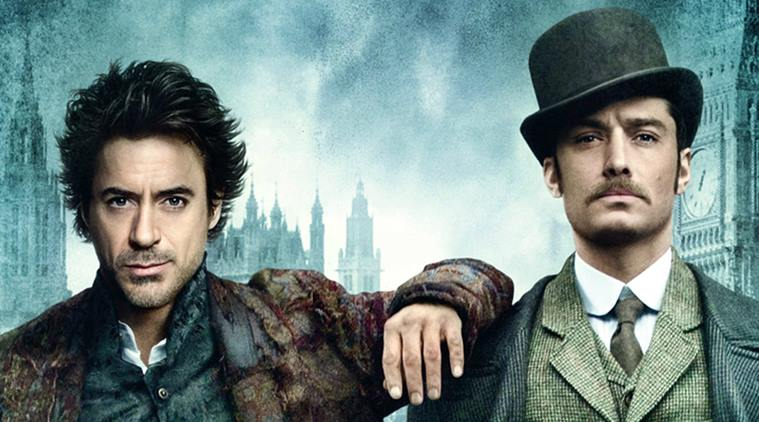 Robert Downey, Jr's third Sherlock Holmes movie set for Christmas Day, 2020