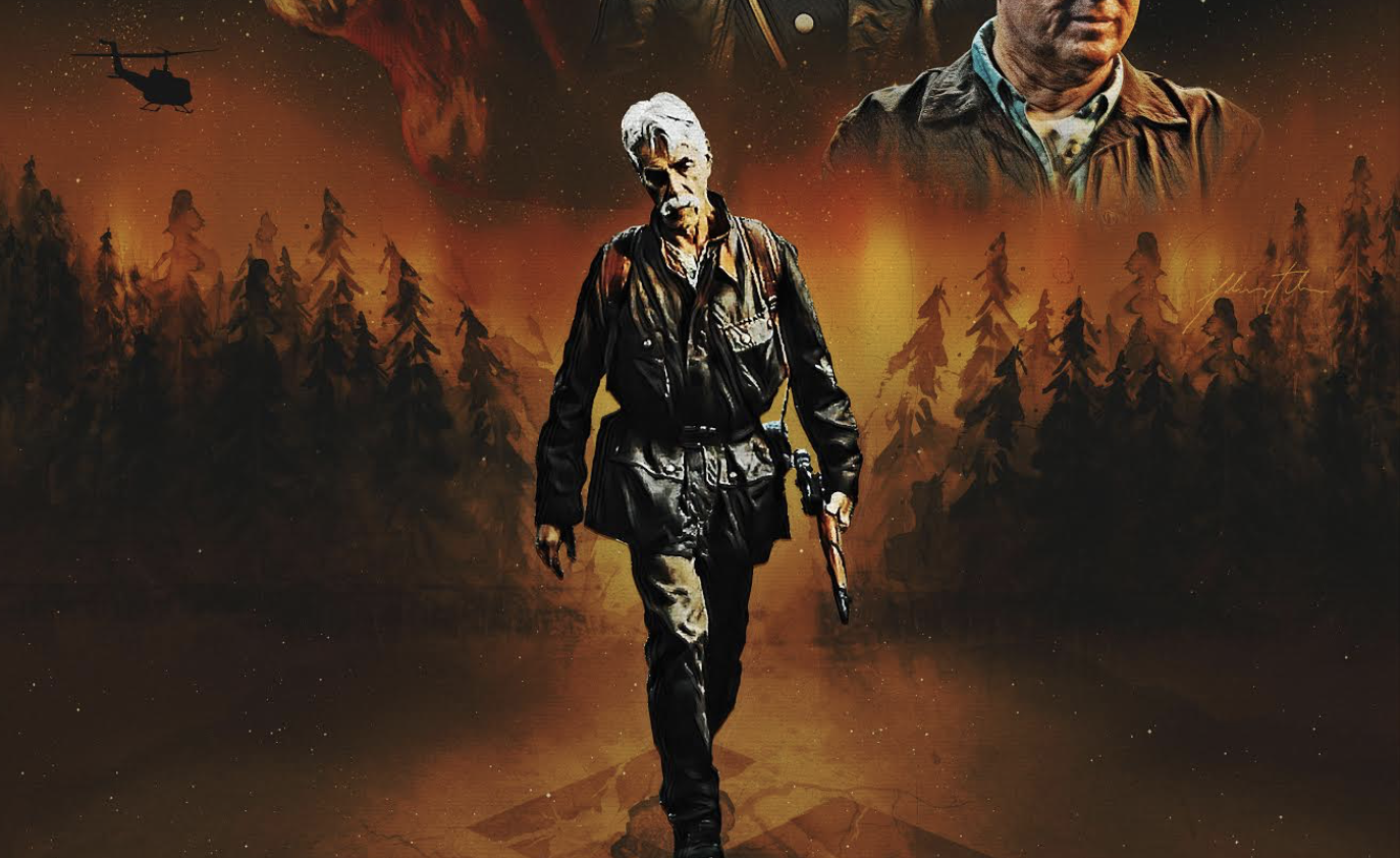 New Poster: The Man Who Killed Hitler And Then The Bigfoot — Yes, That's The Real Title