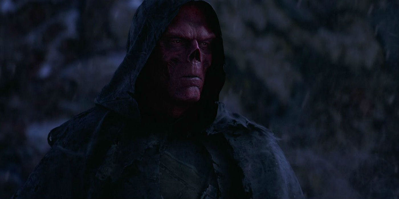 How The Russos Described Red Skull In Avengers: Infinity War And Endgame