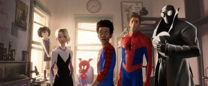 Spider-Man: Into The Spider-Verse Sets New Animated Film Record For December