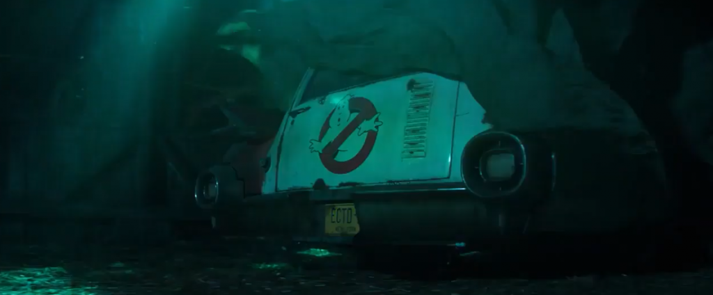 Ghostbusters Afterlife Trailer tease
