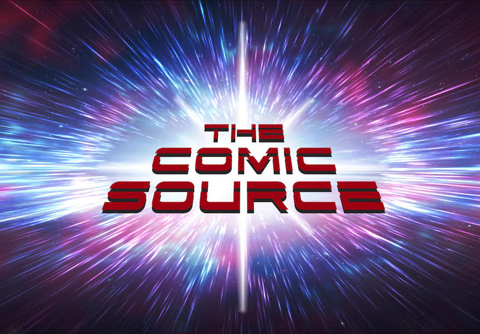 The Comic Source on LRMonline