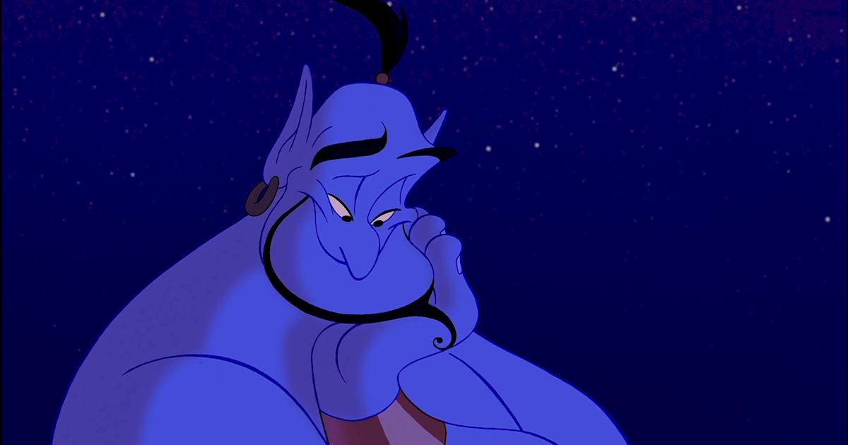 Will Smith Shares Tribute To The Original Voice Of The Genie Robin Williams