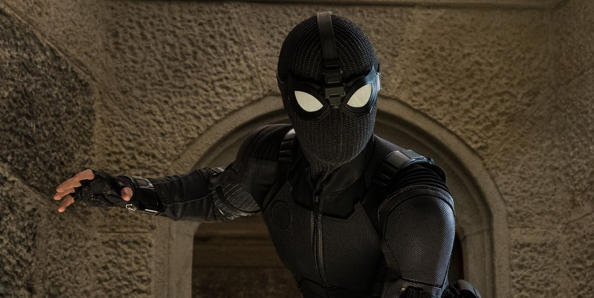 The Night Monkey Trailer Hits! Spider-Man: Far From Home Available Now On Digital!