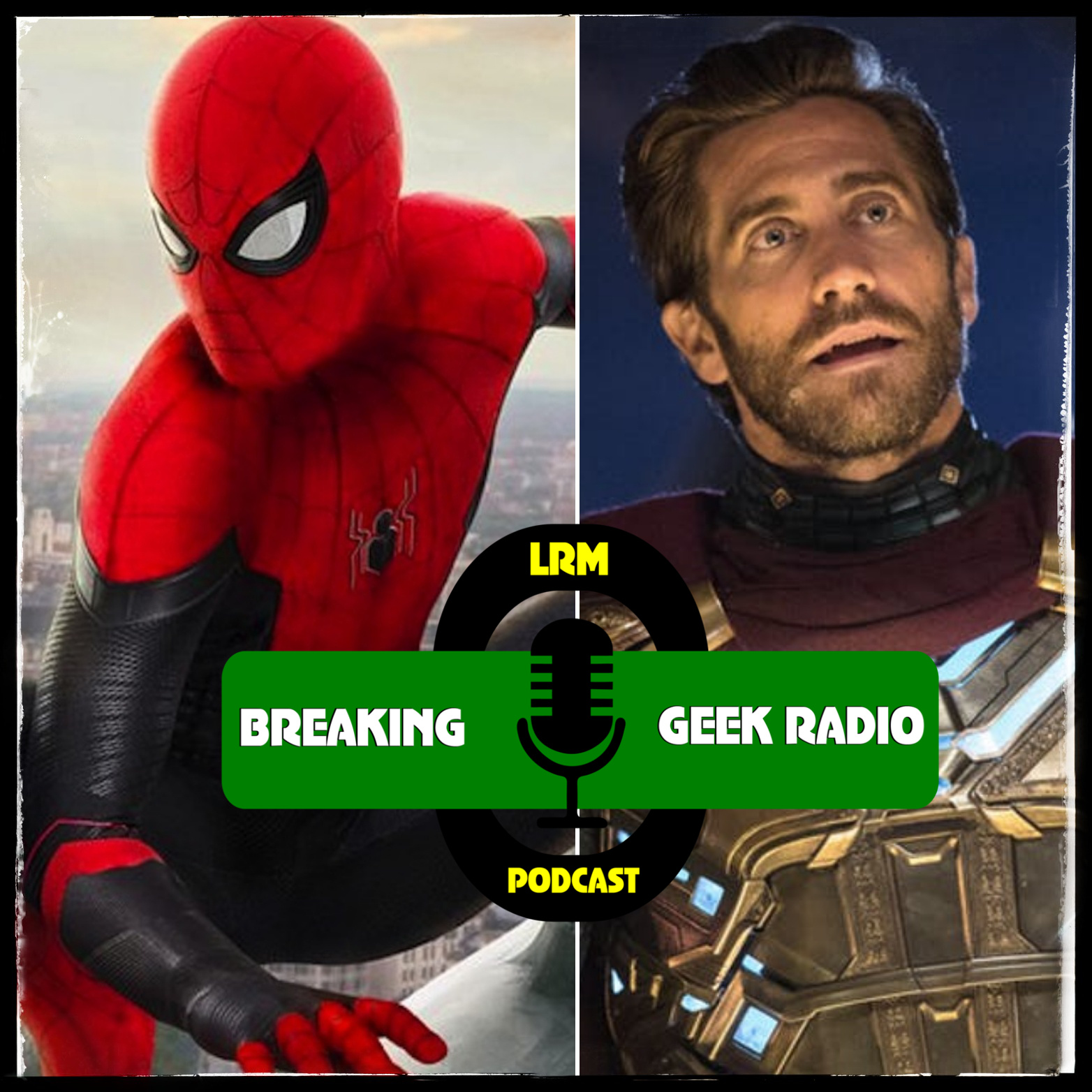 Look Out! Here Comes the Spiderman…Review   Breaking Geek Radio: The Podcast
