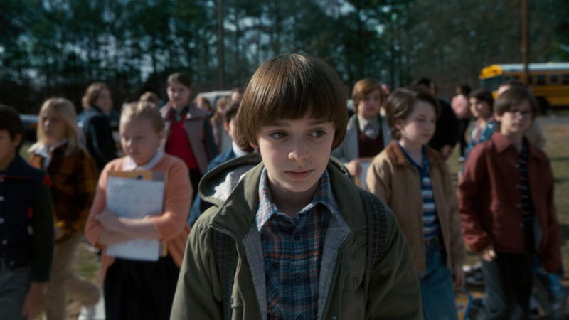 Stranger Things Actor On His Character's Sexuality