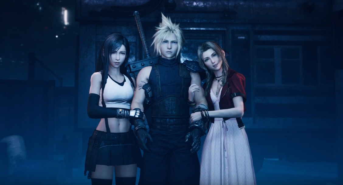 Final Fantasy VII Remake Producer Says The Massive Game Has Exceeded His Own Expectations