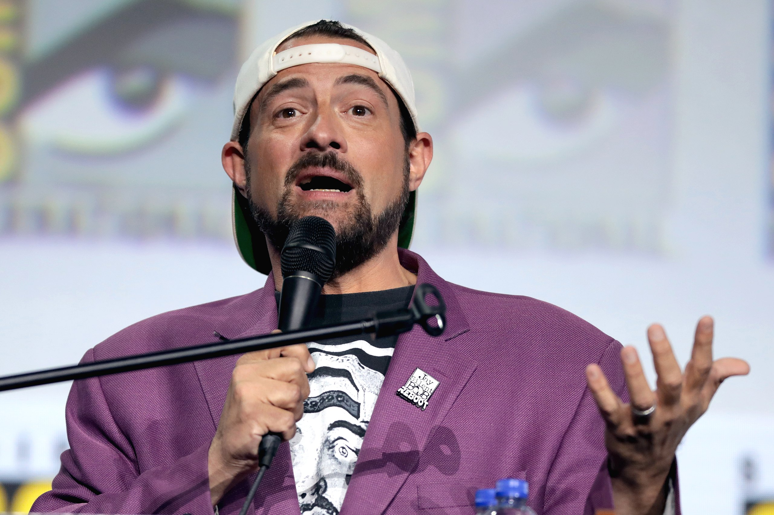 Kevin Smith Working On Mallrats 2 And Clerks III