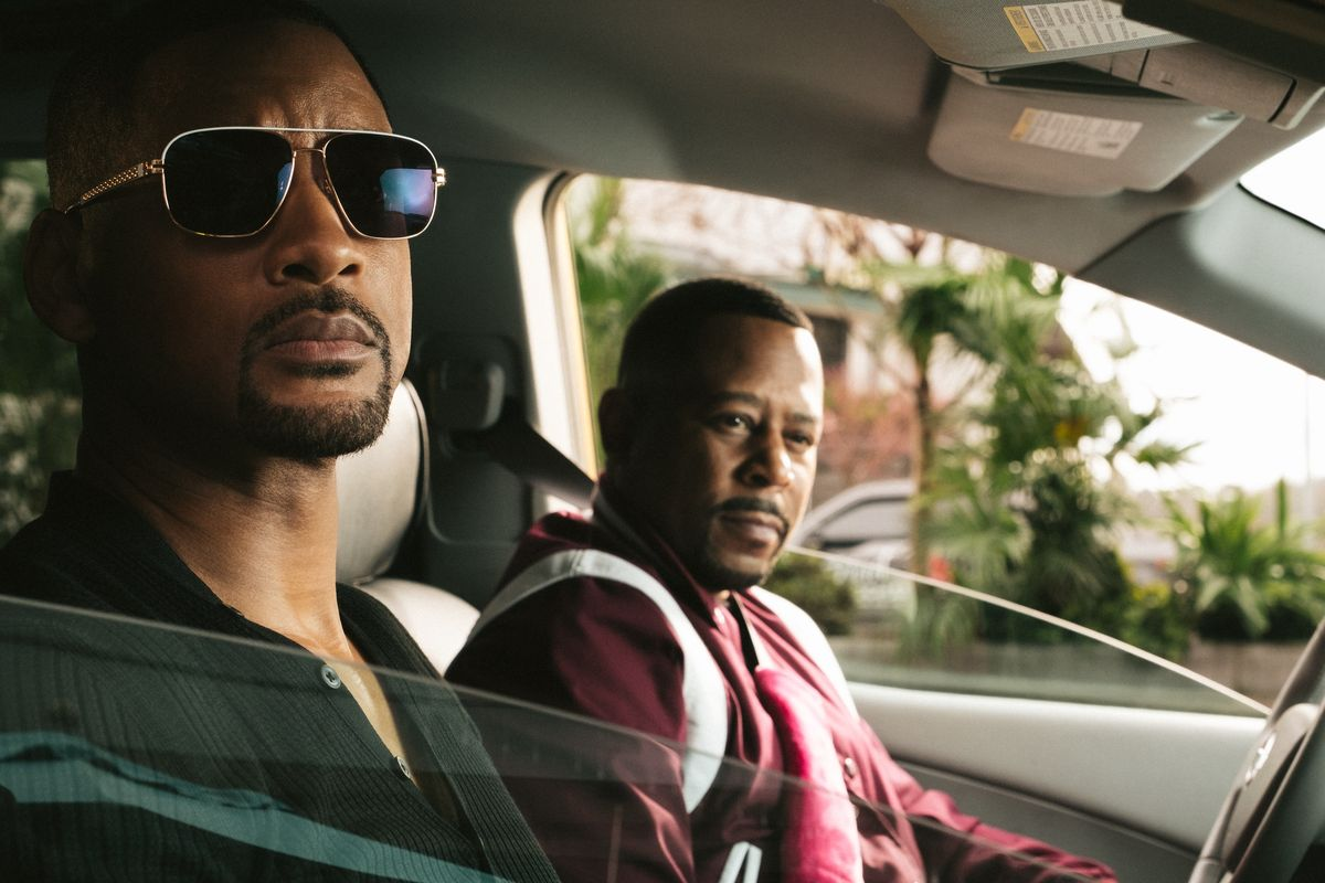 Sony Pictures Releases New Poster For 'Bad Boys For Life'
