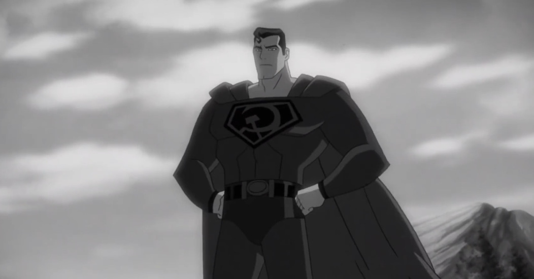 Superman: Red Son Trailer Hits