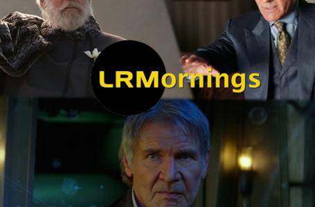Hunger Games Prequel, Disney's Han Is Wrong, And Is Patrick Stewart Still Professor X? | LRMornings