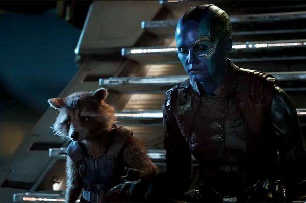 James Gunn And Karen Gillan Tease One Another Over Guardians 3 Script