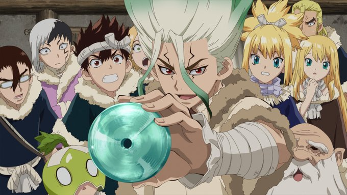 Dr Stone Chapter 179 Release Date