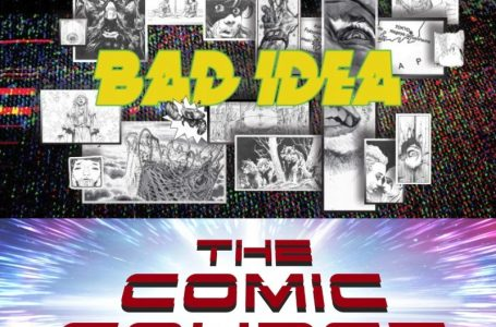 A Bad Idea Chat: The Comic Source Podcast