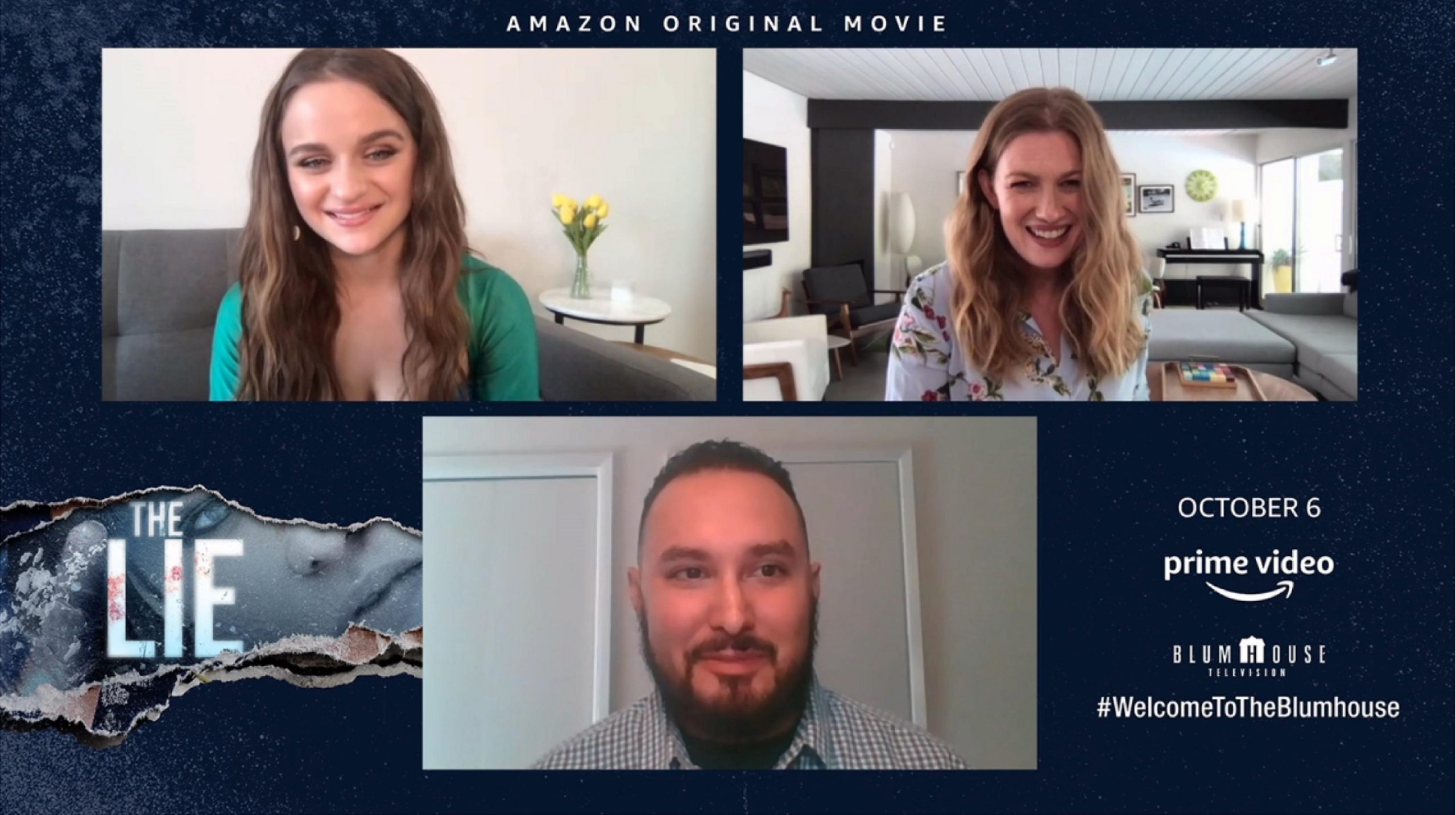 Joey King and Mireille Enos On How Far Would You Lie For Your Child? Amazon Studios' The Lie [Exclusive Interview]