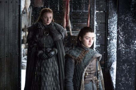 Game Of Thrones: The First Season Prank Played On Maisie Williams And Sophie Turner