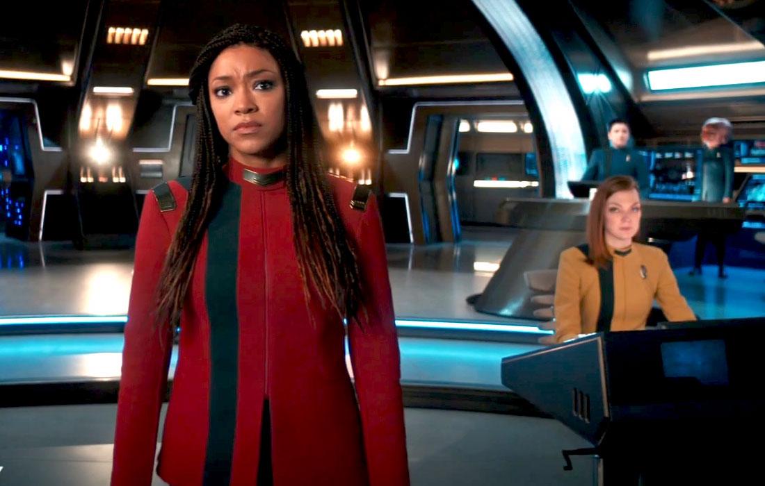 Star Trek: Discovery Season 4 Trailer