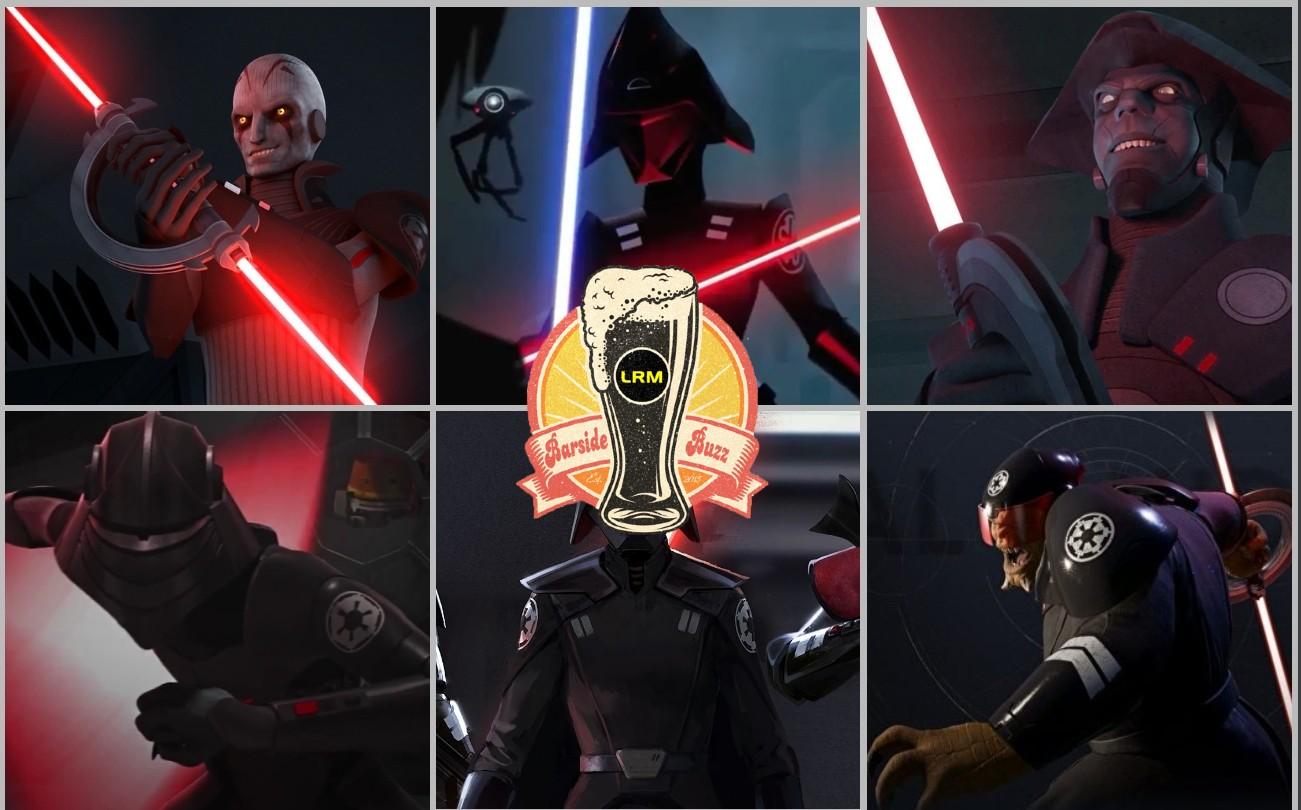 Inquisitor in Obi-Wan Kenobi