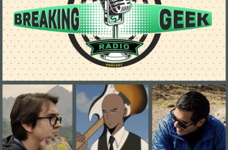 Batman: The Long Halloween Part I, Loki Lags, Indy's Injured, Supergirl Soars | Breaking Geek Radio: The Podcast
