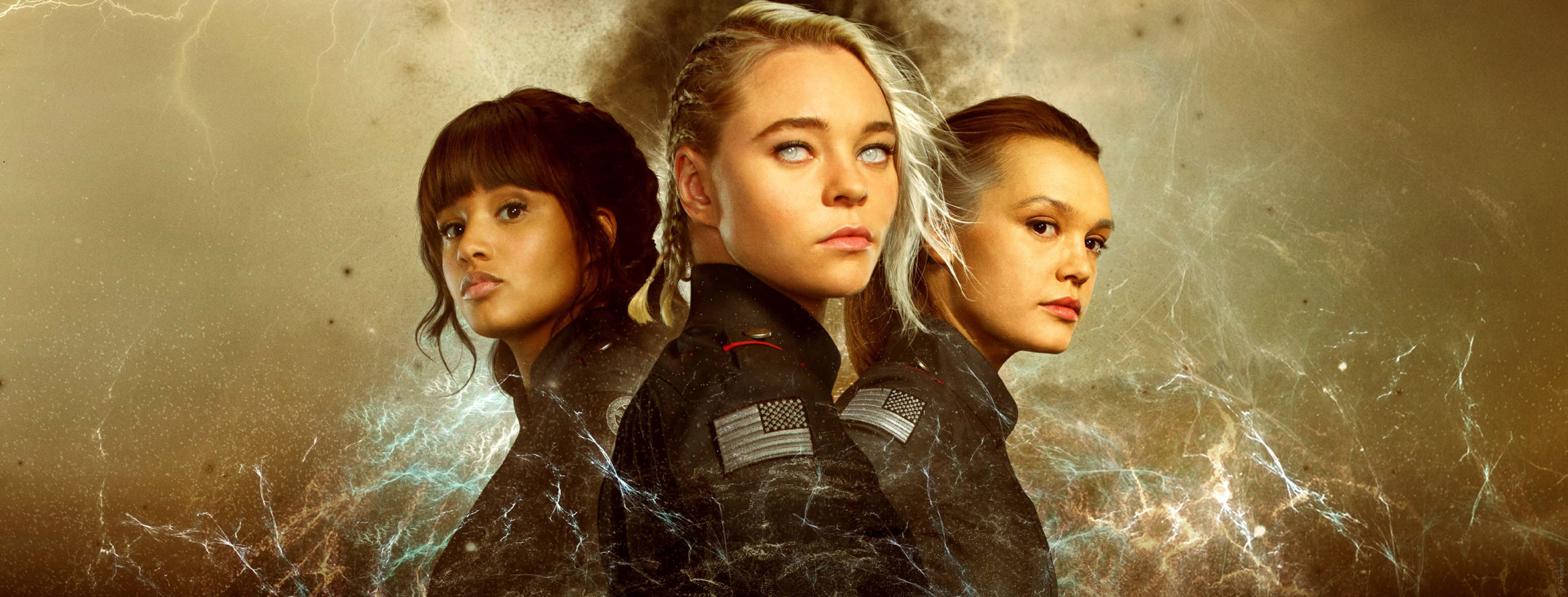 Motherland: Fort Salem with Taylor Hickson, Ashley Nicole Williams, and Jessica Sutton