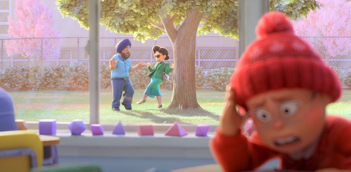 Pixar's Turning Red Trailer out now