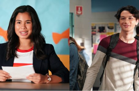 Tess Romero And Charlie Bushnell On The Journey That Is Season 2 Of Diary Of A Future President [Exclusive Interview]