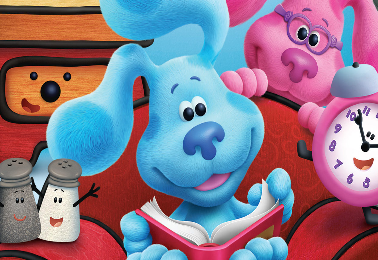 Blue's Clues Co-Creators Angela Santomero and Traci Paige Johnson Talk To Us About Blue's Impact 25 Years Later [Exclusive Interview]