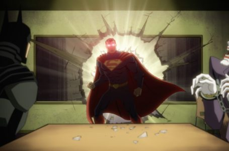 DC Animated Injustice Trailer Released Inspired By Video Game