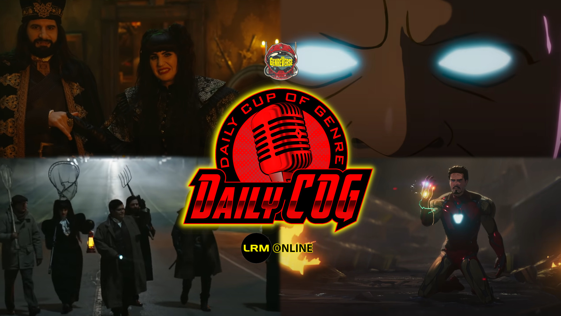 What If Episode 6 Reaction Spoiler Free, What We Do In The Shadows Rules, Brooklyn Nine-Nine Suffers, The Problem With Leaks Daily COG Entertainment News