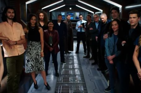 DC's Legends of Tomorrow Summarizes All 100 Episodes in 100-Seconds Clip | DC FanDome 2021